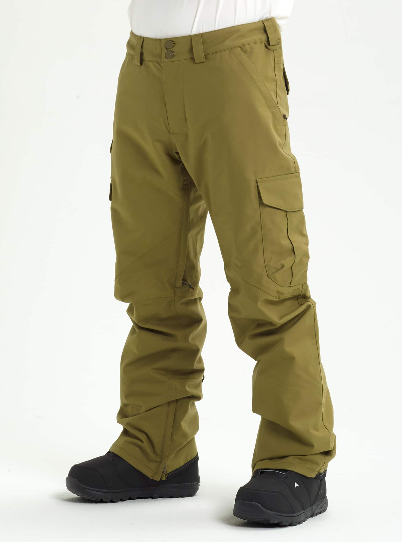 Cargo Tall Mens Snowboard Pants