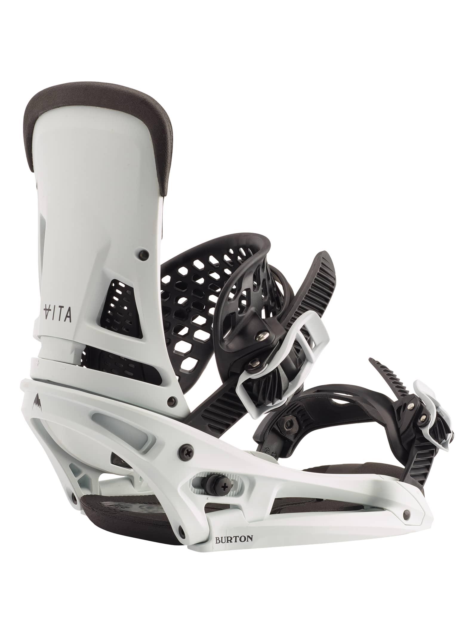 Edge Infinity Models Ride Snowboard Bindings Black Toe Slider Strap Set