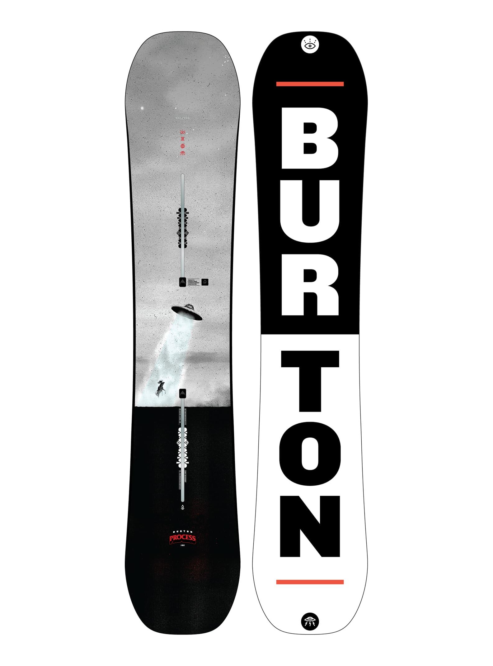 Burton Mens Process Snowboard