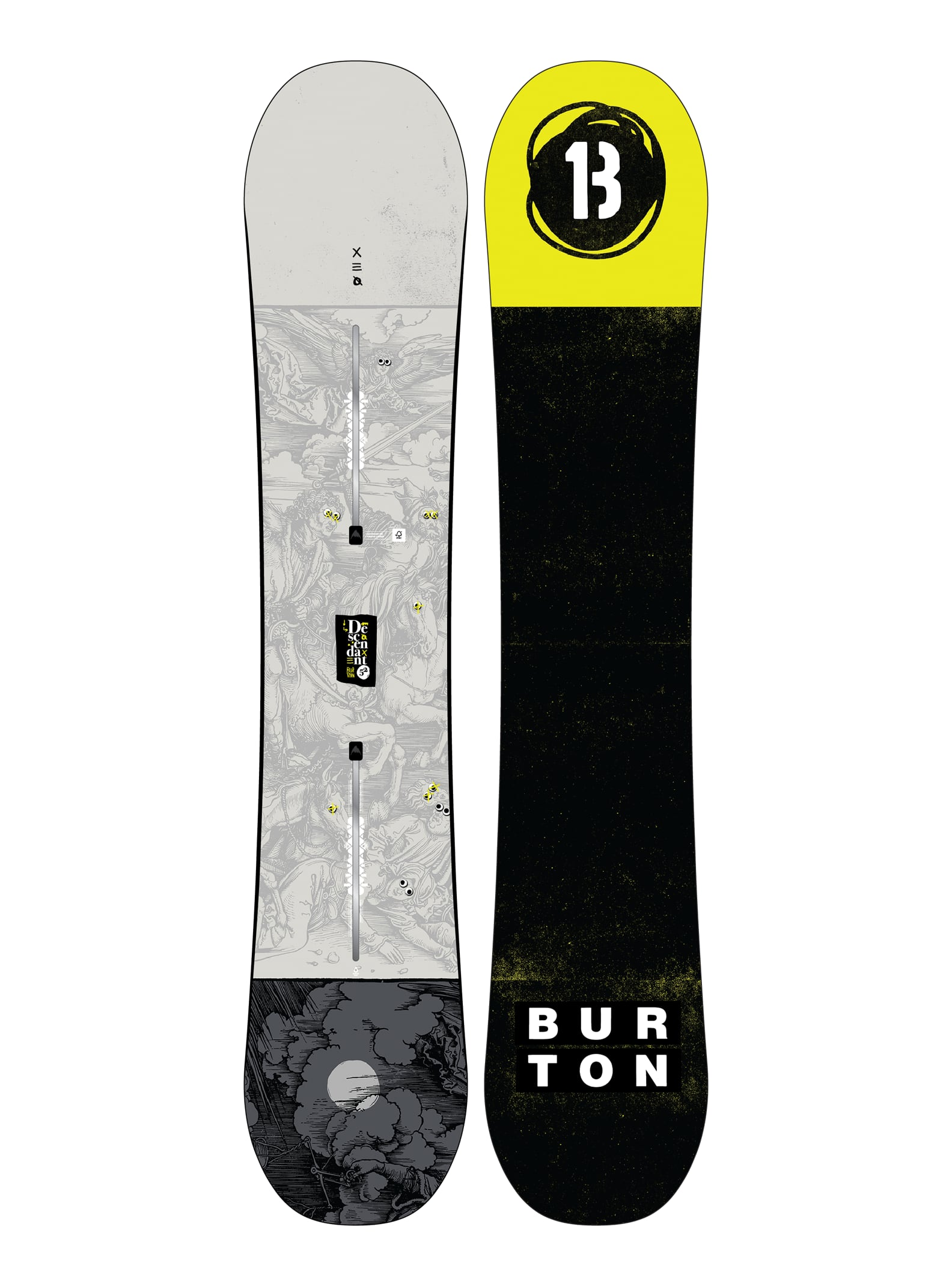 Burton Descendant Snowboard 2019