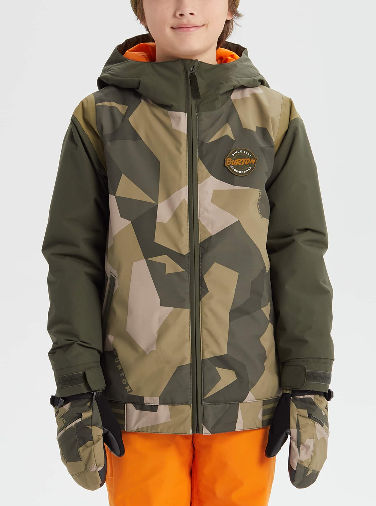 0f0314905 Men's, Women's, and Kids' Snowboard Jackets | Burton Snowboards