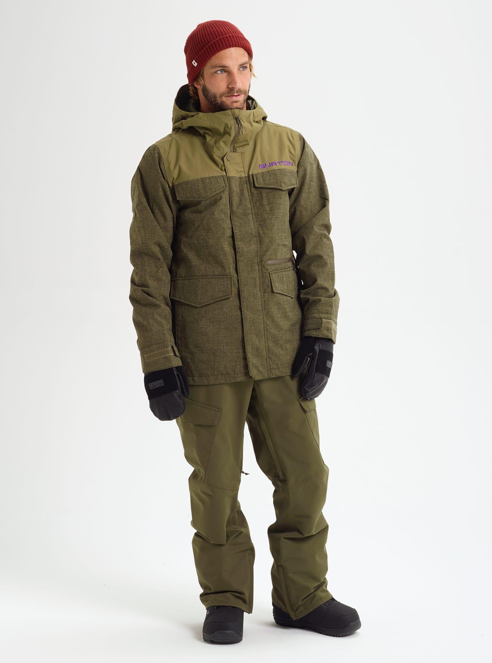 aaf489bcc Men's Snowboard Jackets | Burton Snowboards