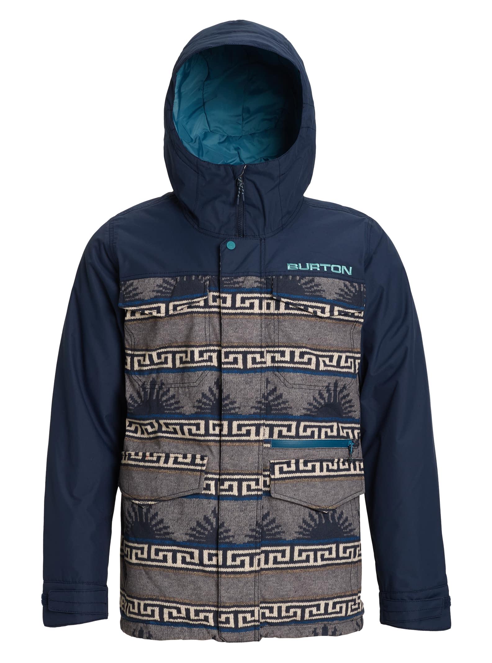 Burton Covert-jacka för herrar, Spurwink / Dress Blue, XS