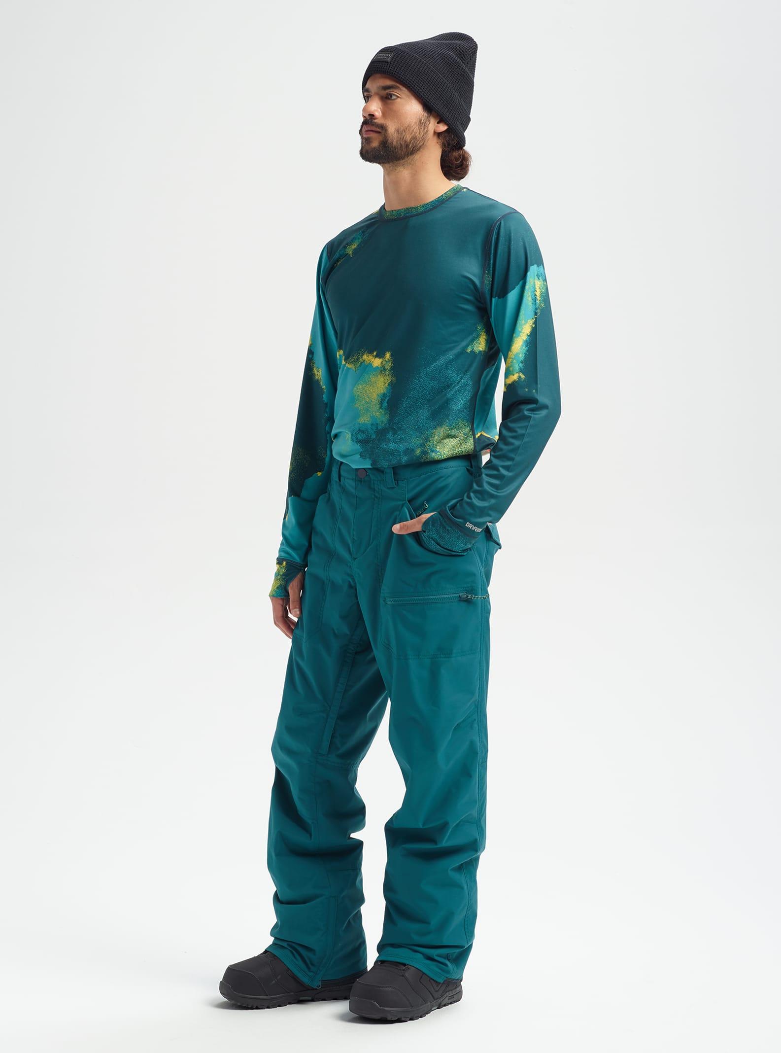 Burton Covert Insulated Snowboardski Pants Tag Insulated