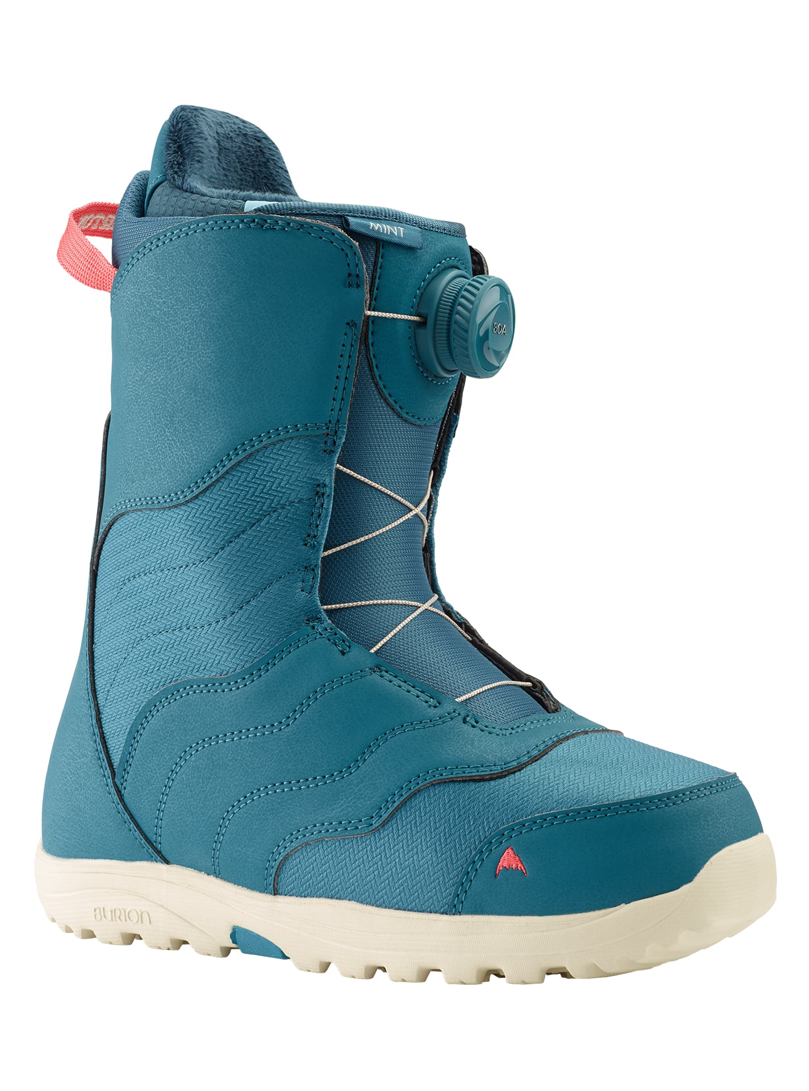Burton Mint Boa Soft Boots Women/'s Snowboots Snowboard Boots New