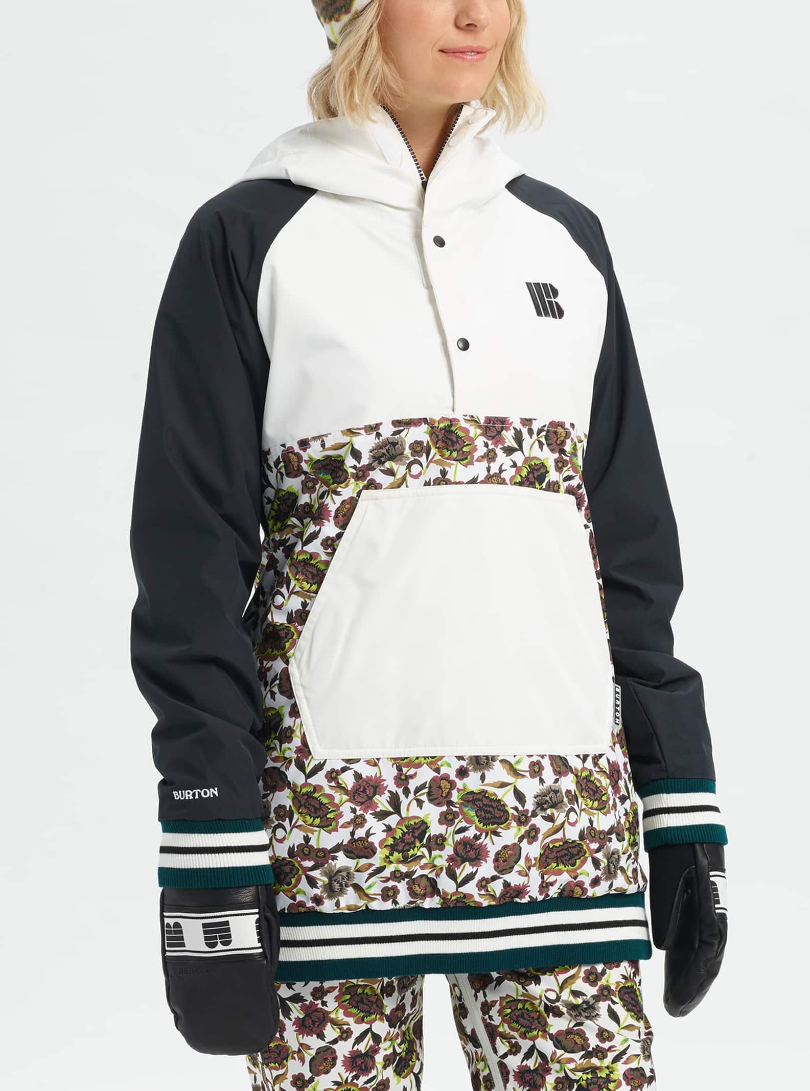 Women S Burton Loyle Anorak Jacket Burton Com Winter 2020 Us