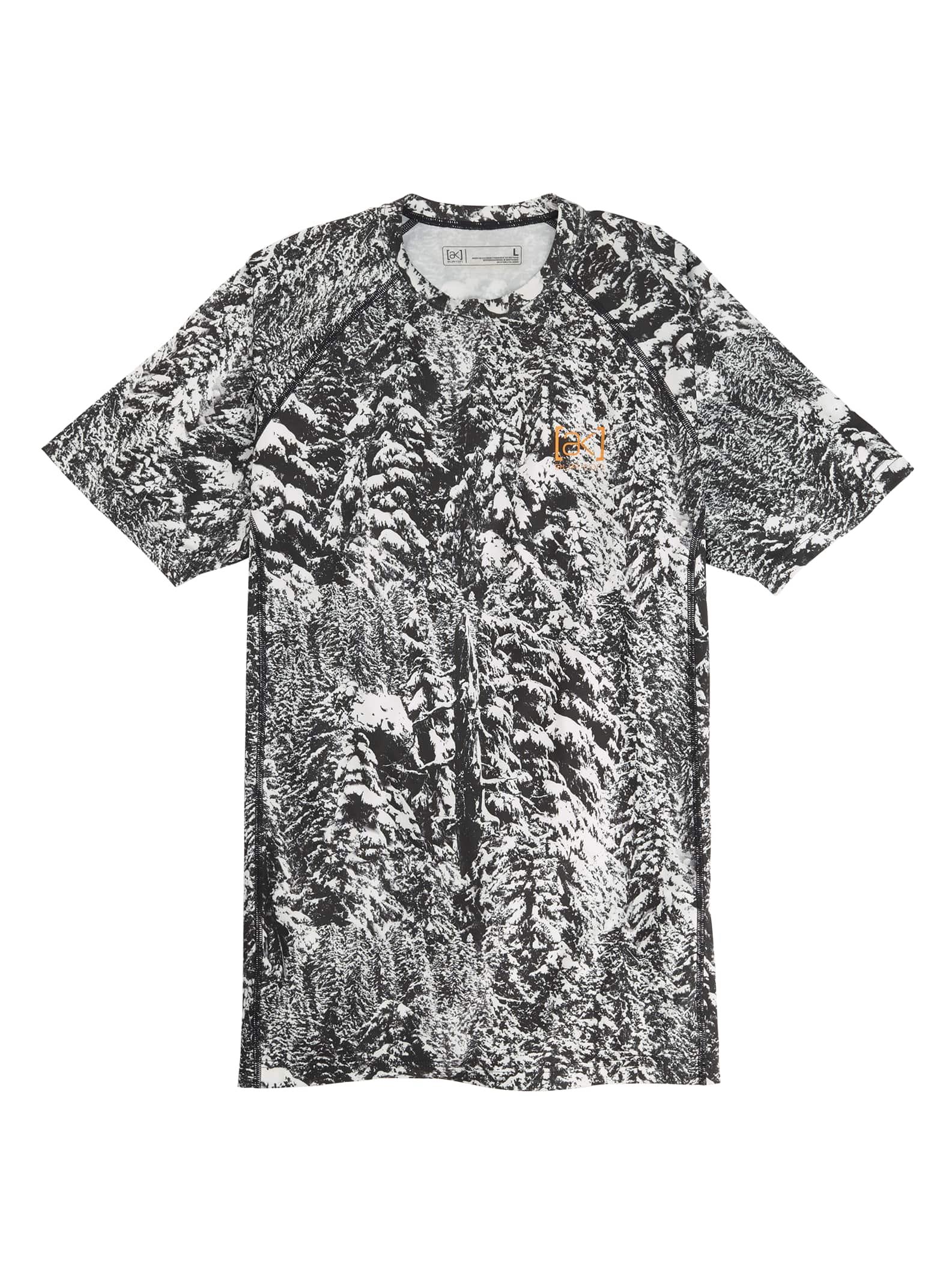 Burton [ak] Power Grid® underställ t-shirt för herrar, Blotto, XS
