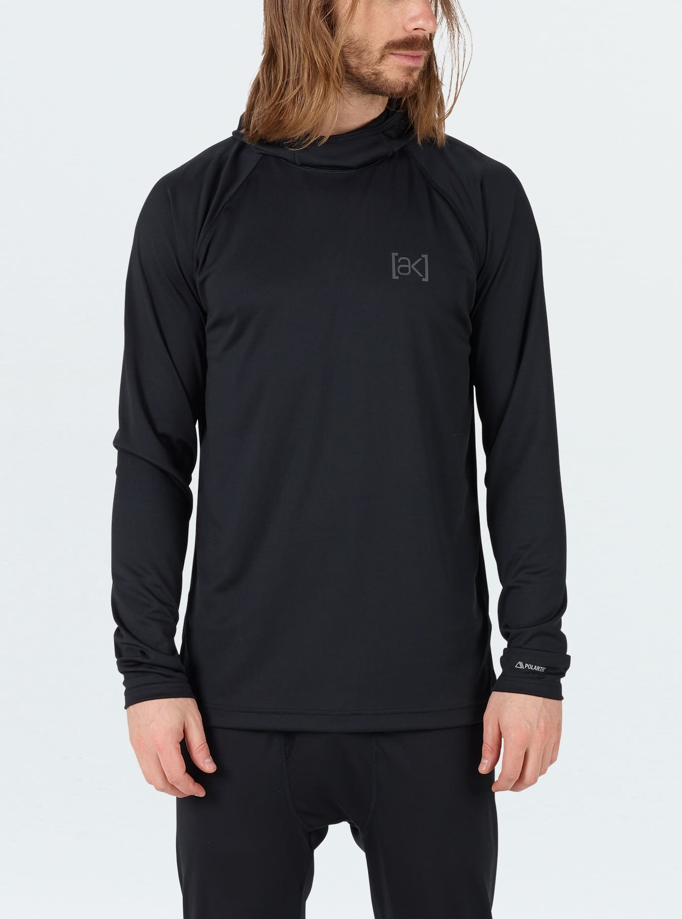 Burton Mens AK Power Dry Hoodie Sweatshirt