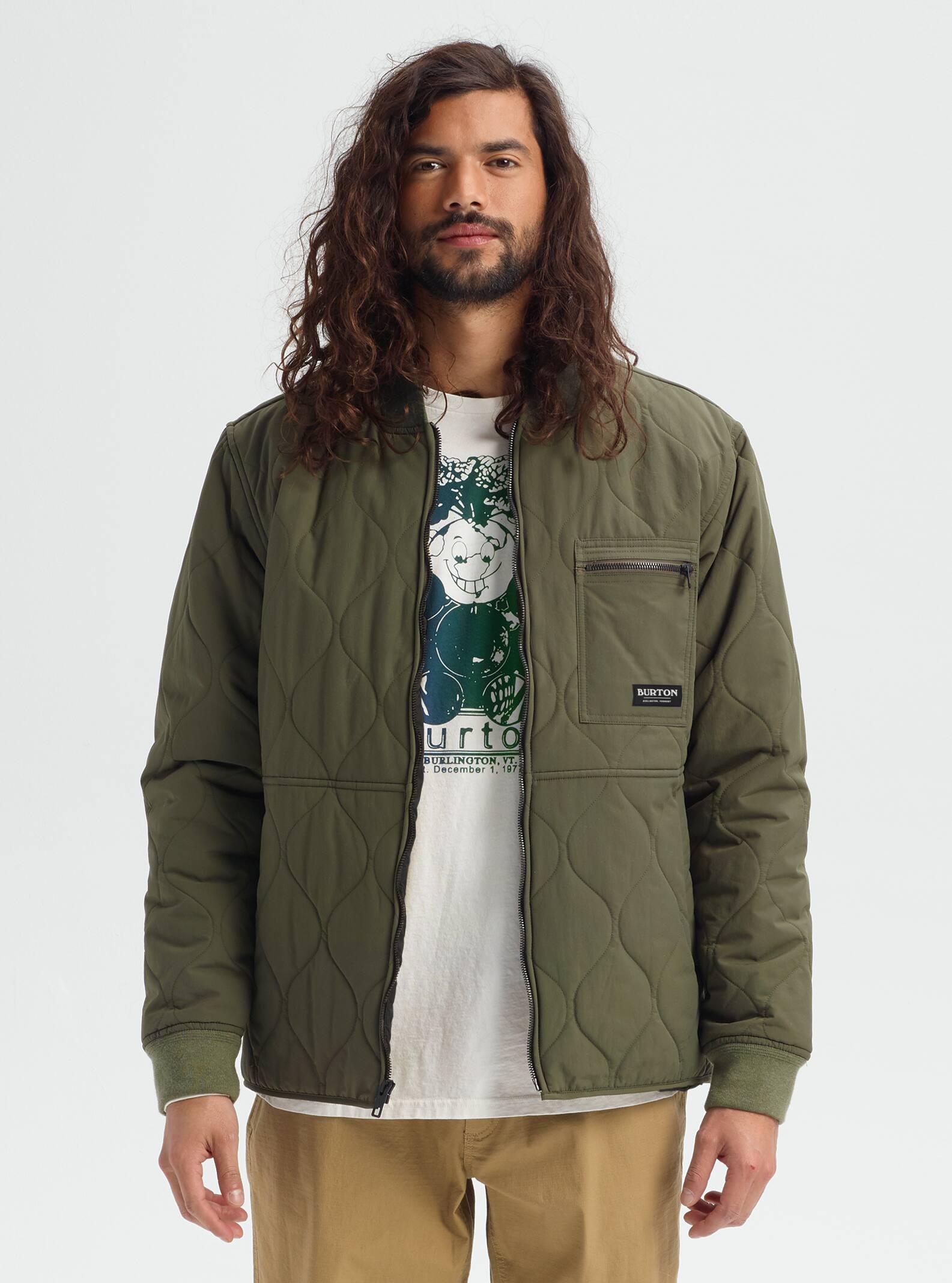 eec49a42 Men's Jackets & Outerwear | Burton Snowboards