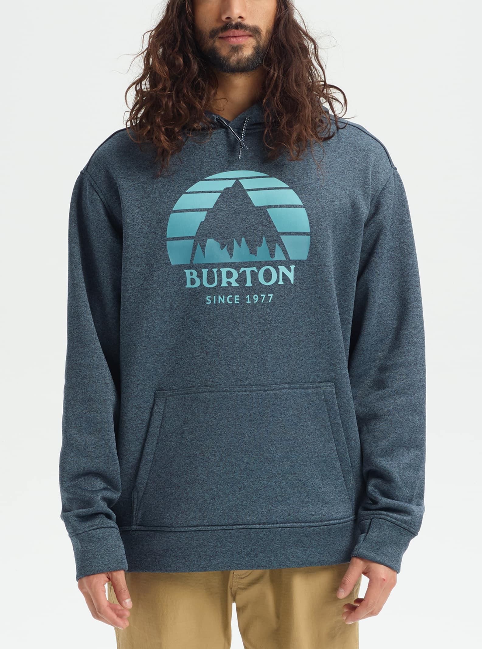 Burton Oak Sudadera Hombre