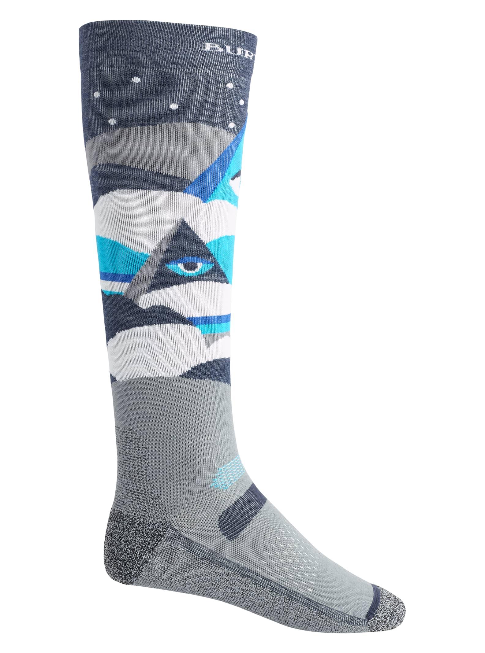 Burton Womens Performance Ultralight Snowboard Socks