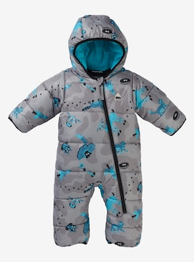 Toddler Burton Buddy Bunting Suit shown in Hide and Seek