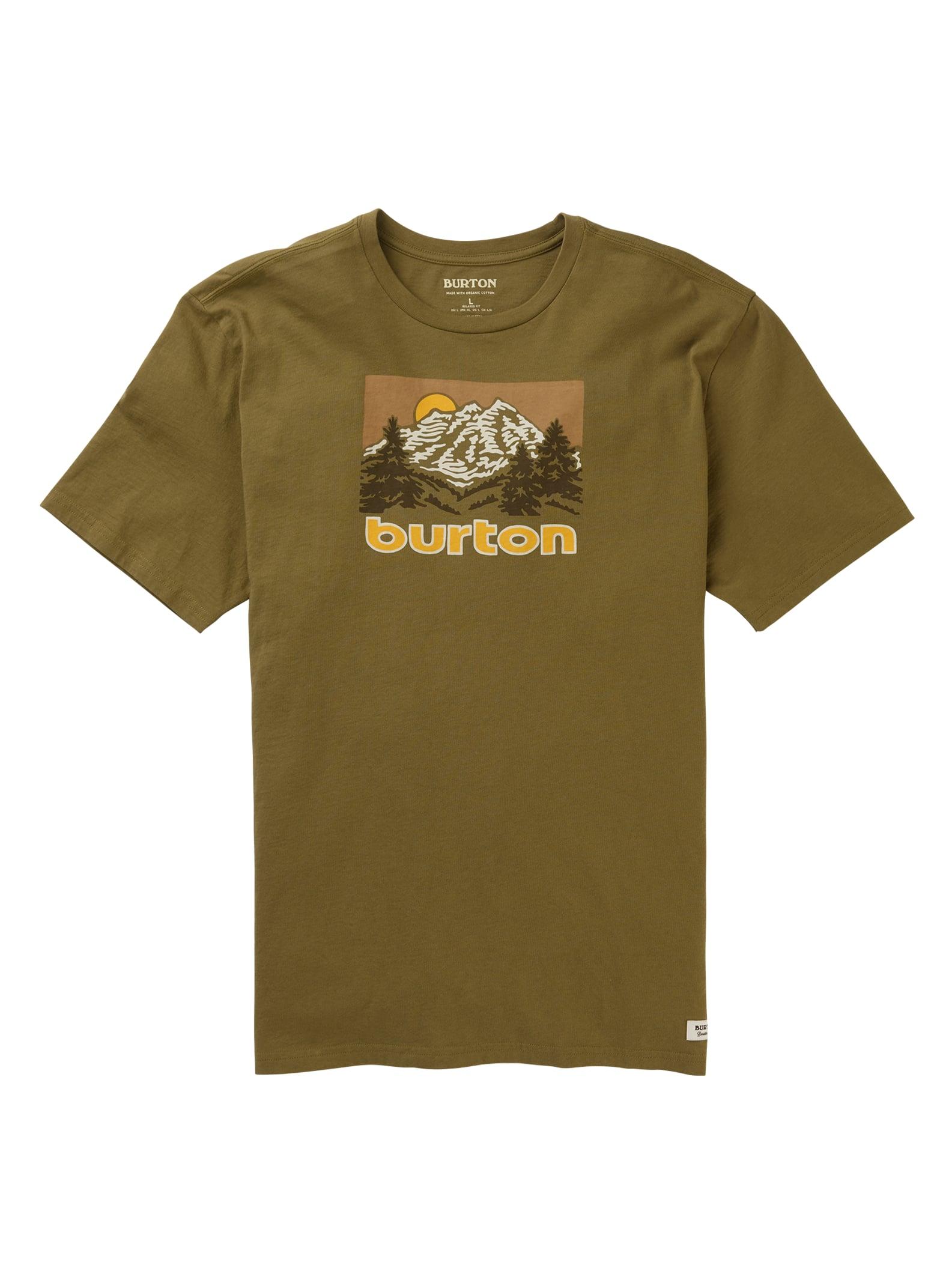 4abb8dd77137 Men's T-Shirts   Burton Snowboards