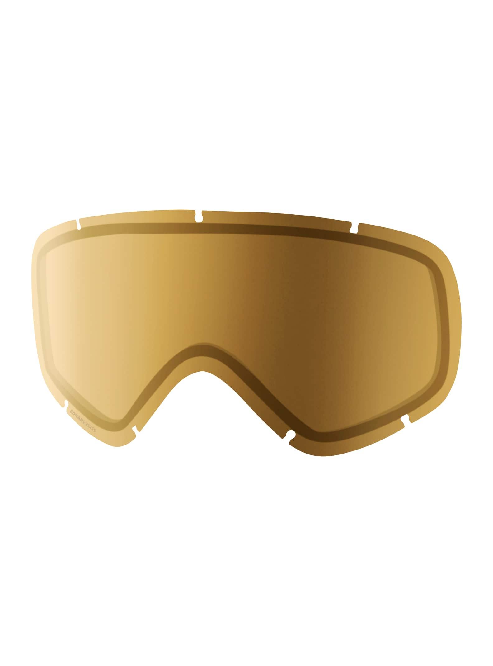 Anon Helix 2,0 Sonar lins för herrar, Sonar Gold