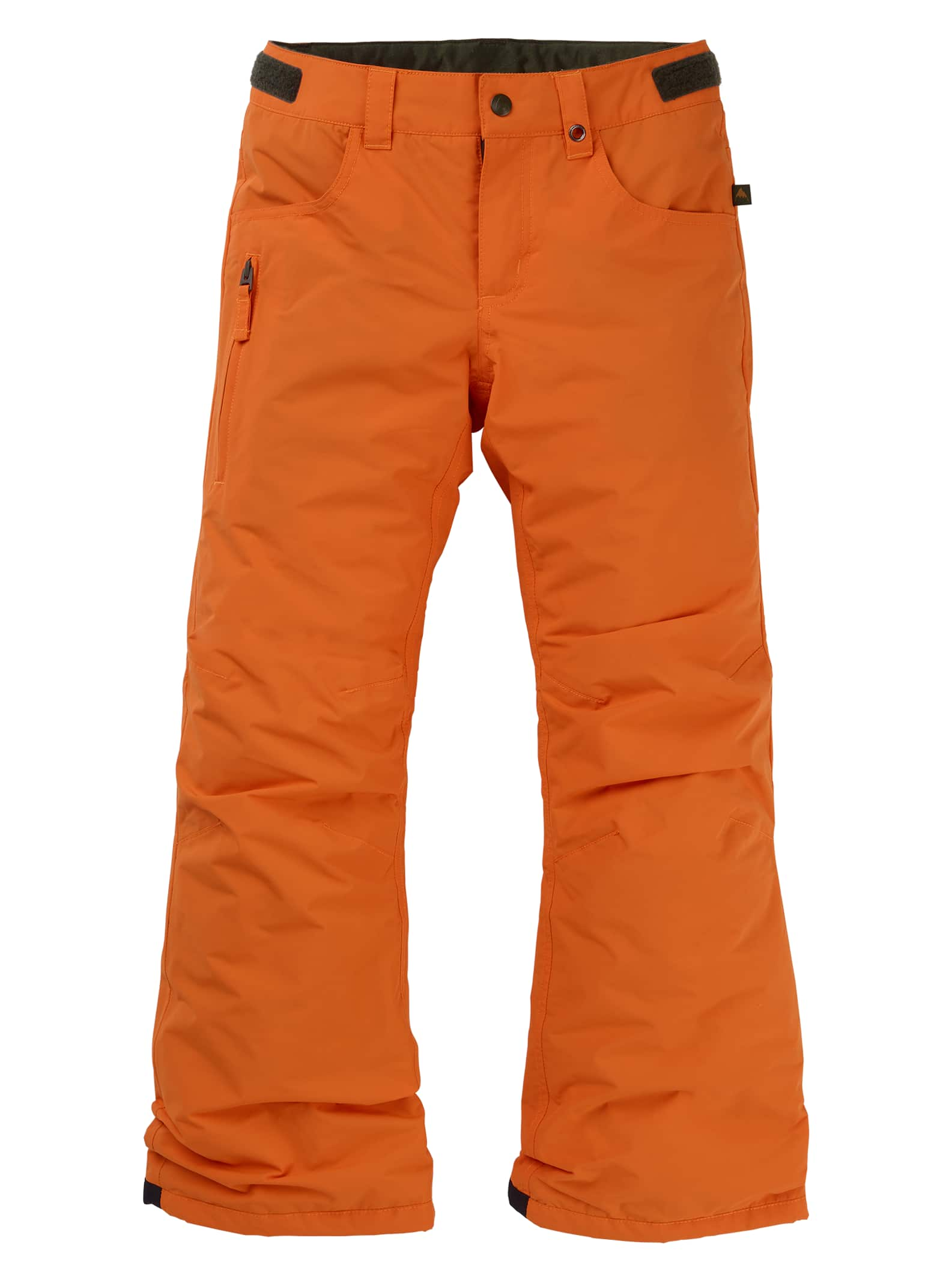 Burton Barnstorm byxa för pojkar, Russet Orange, M