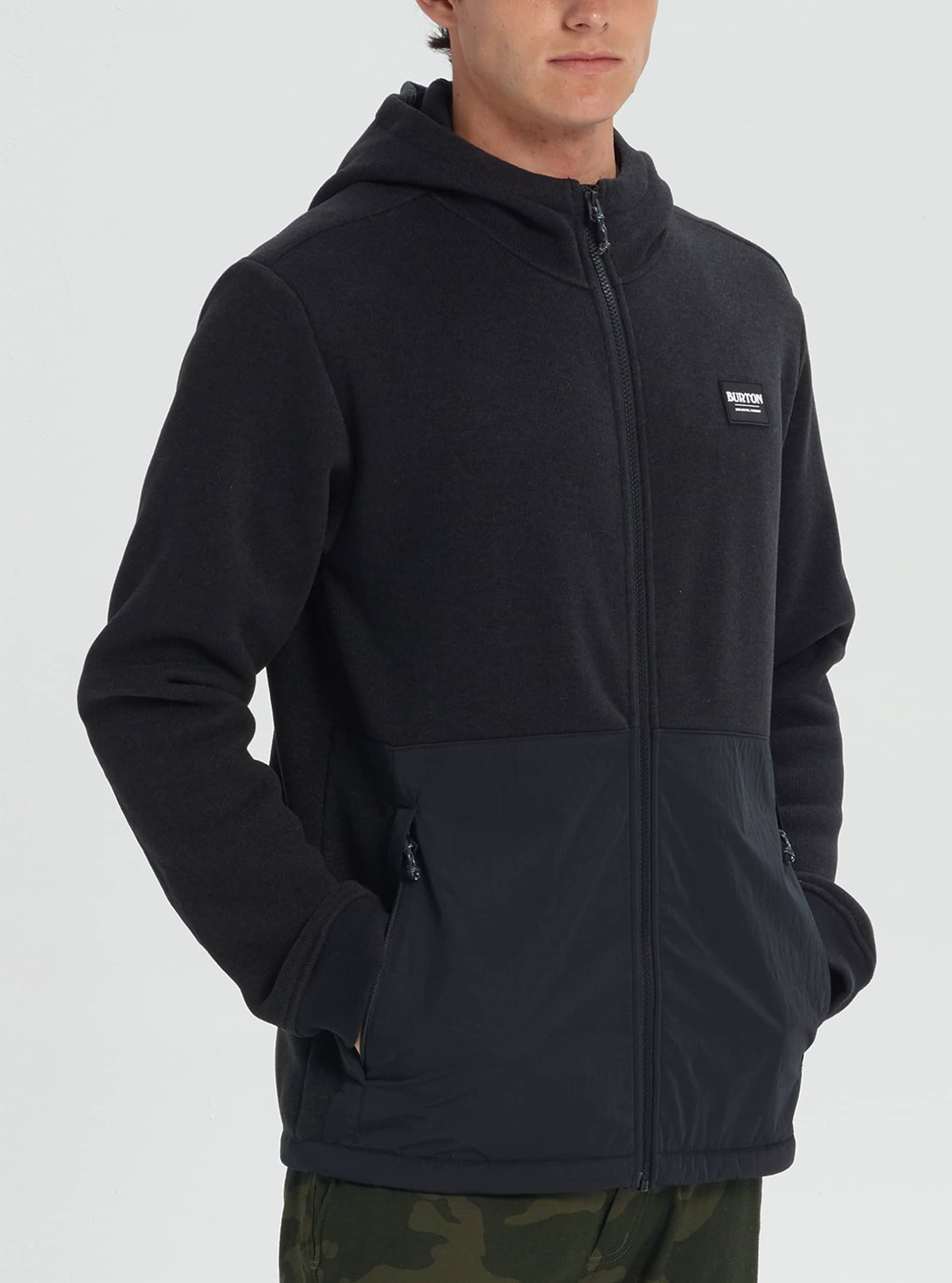 Polaire homme   Burton Snowboards