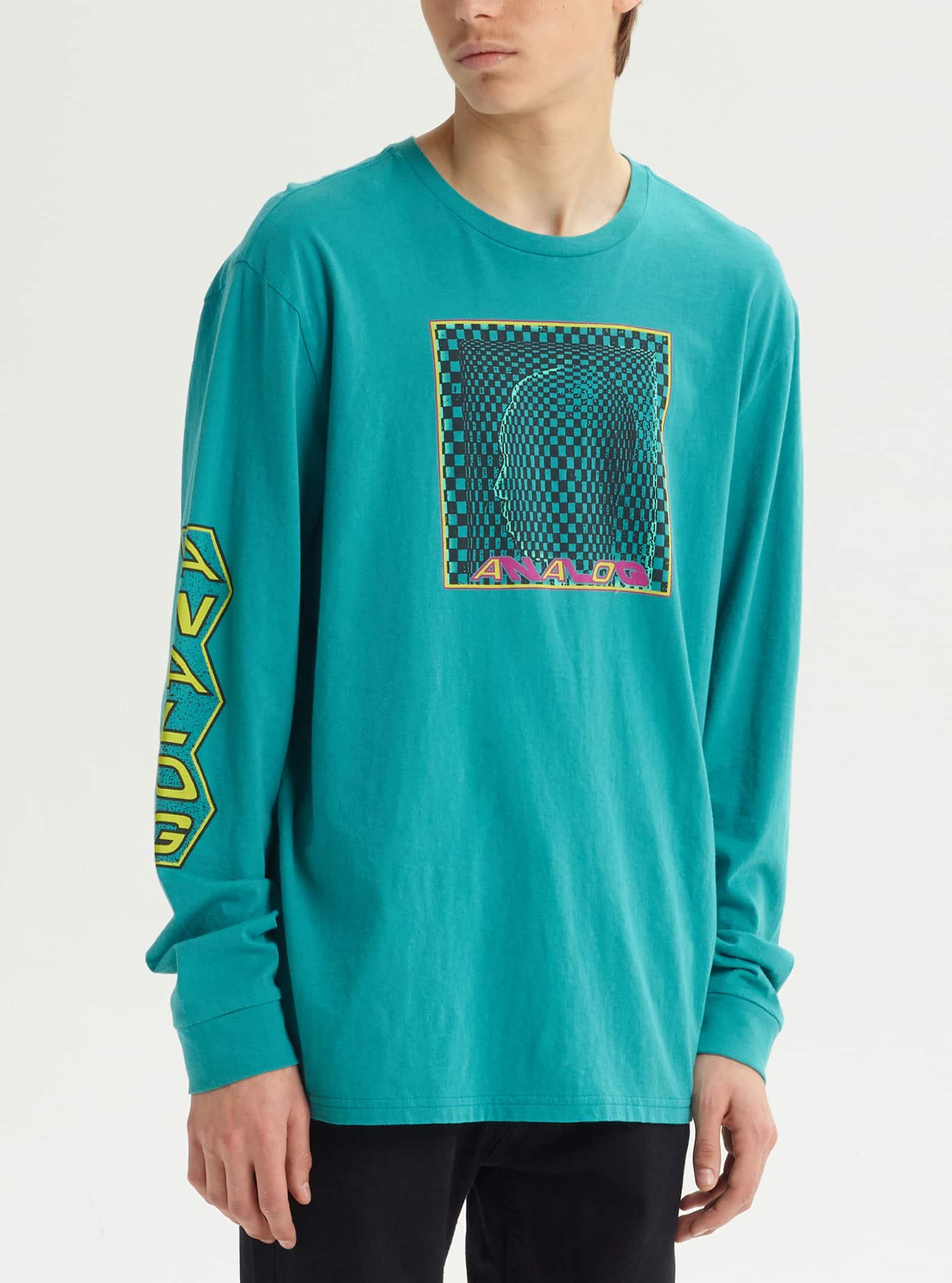 Burton Analog Allgate långärmad t-shirt