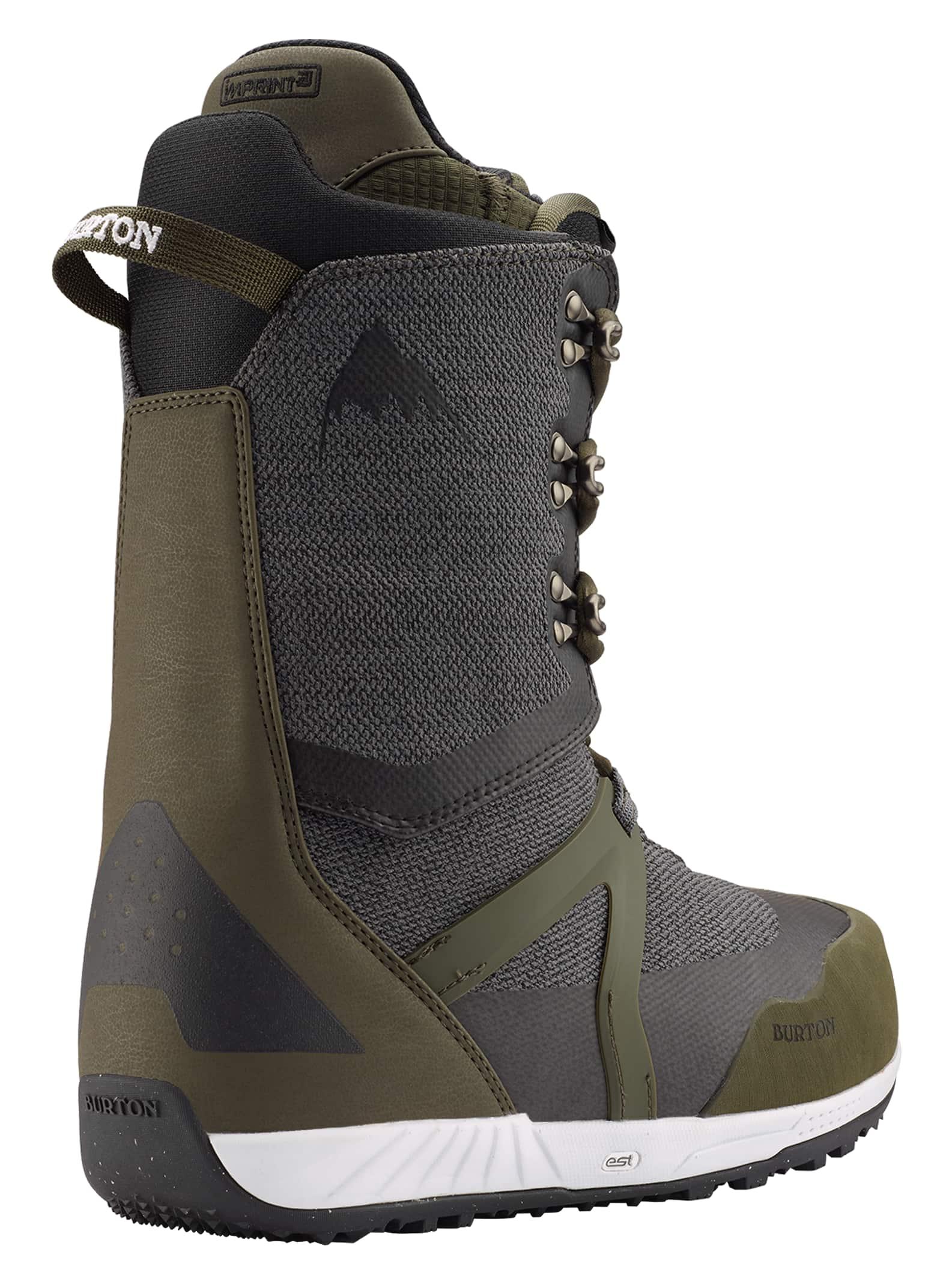 4cc603fd762 Men's Snowboard Boots | Burton Snowboards