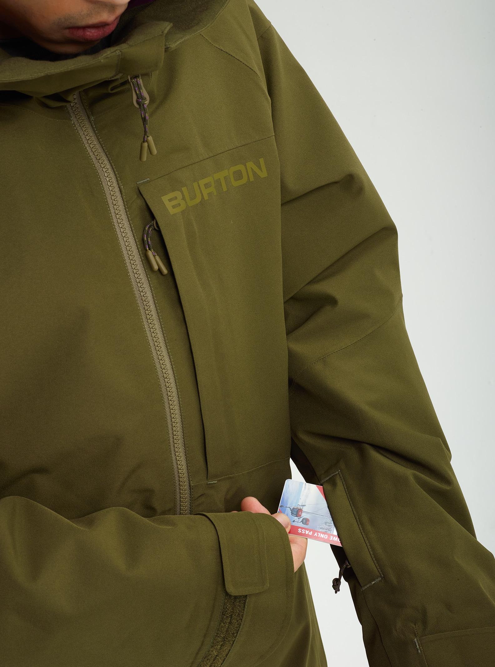 Giacca slim Burton M Gore-TEX Radial