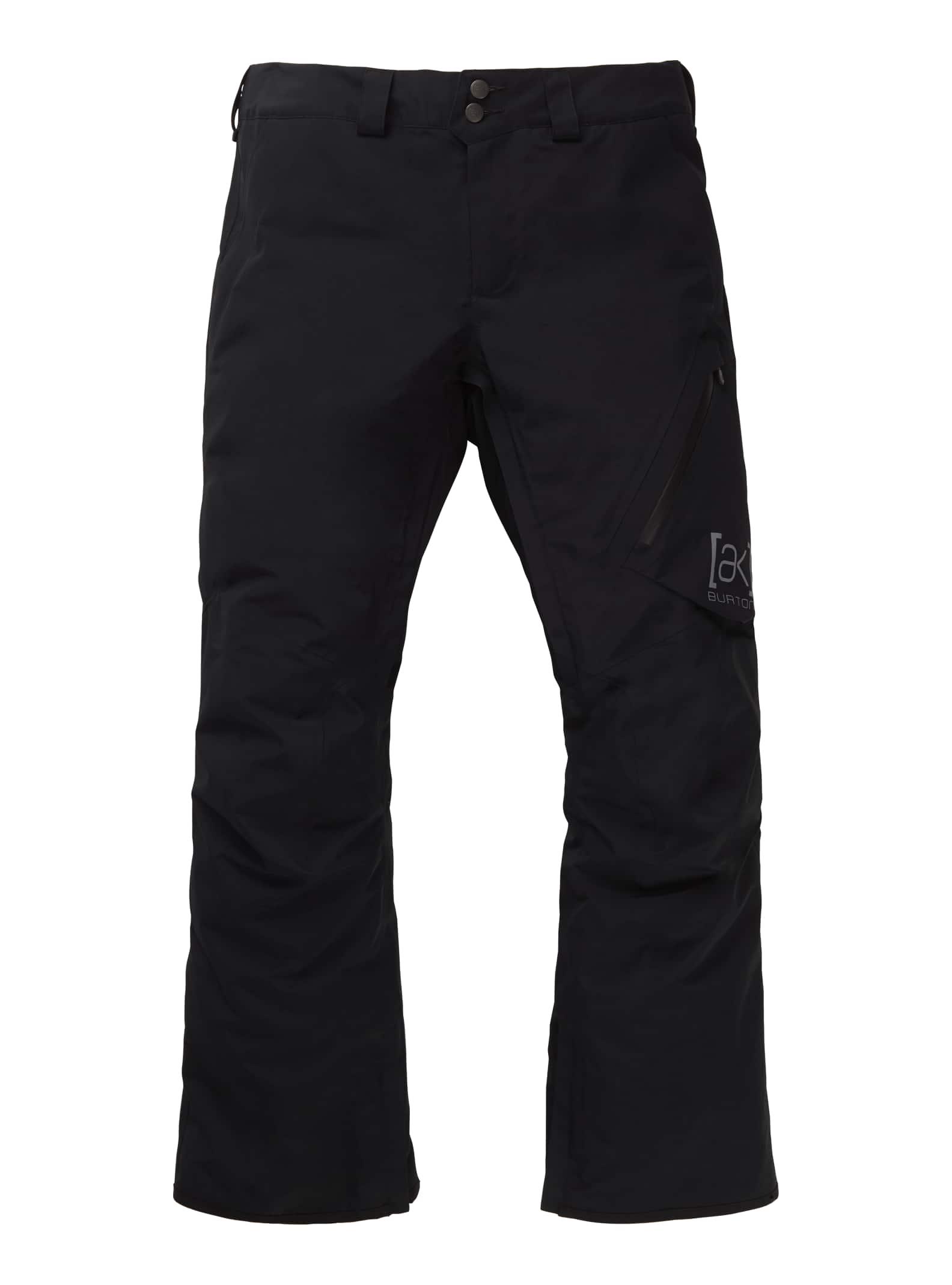 Burton [ak] GORE‑TEX Cyclicbyxa för herrar, True Black, L