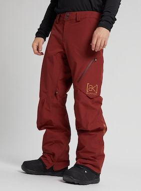 Men's Burton [ak] GORE‑TEX Cyclic Pant shown in Sparrow