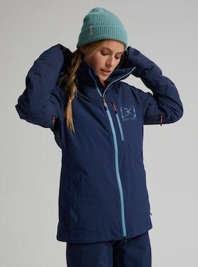 Burton [ak] GORE-TEX 2L Embark Jacke für Damen in Dress Blue