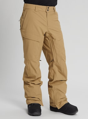 Men's Burton [ak] GORE‑TEX Swash Pant shown in Kelp