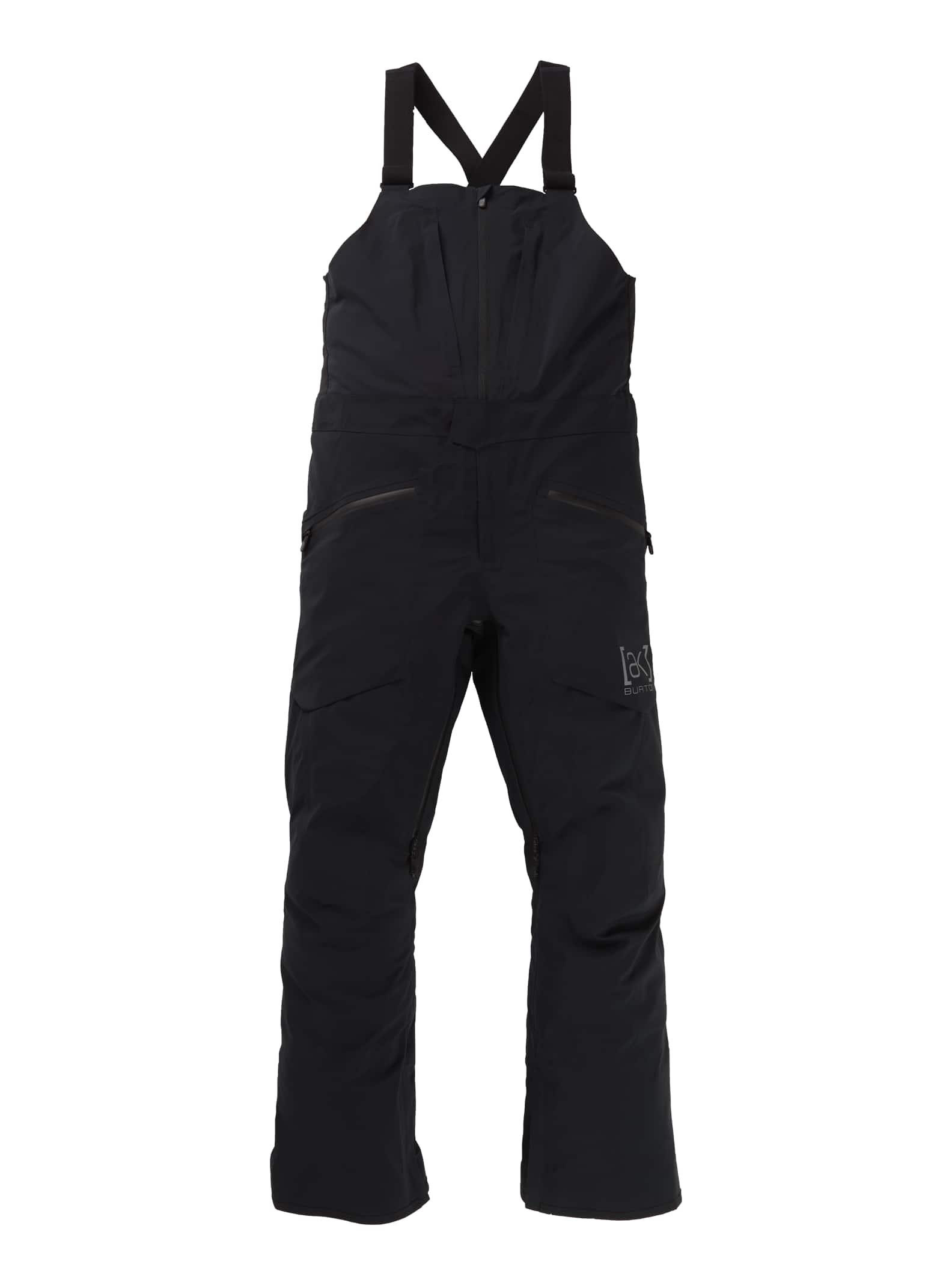 Burton [ak] GORE-TEX 3L Freebird Stretch-skidbyxa för herrar, True Black, XS