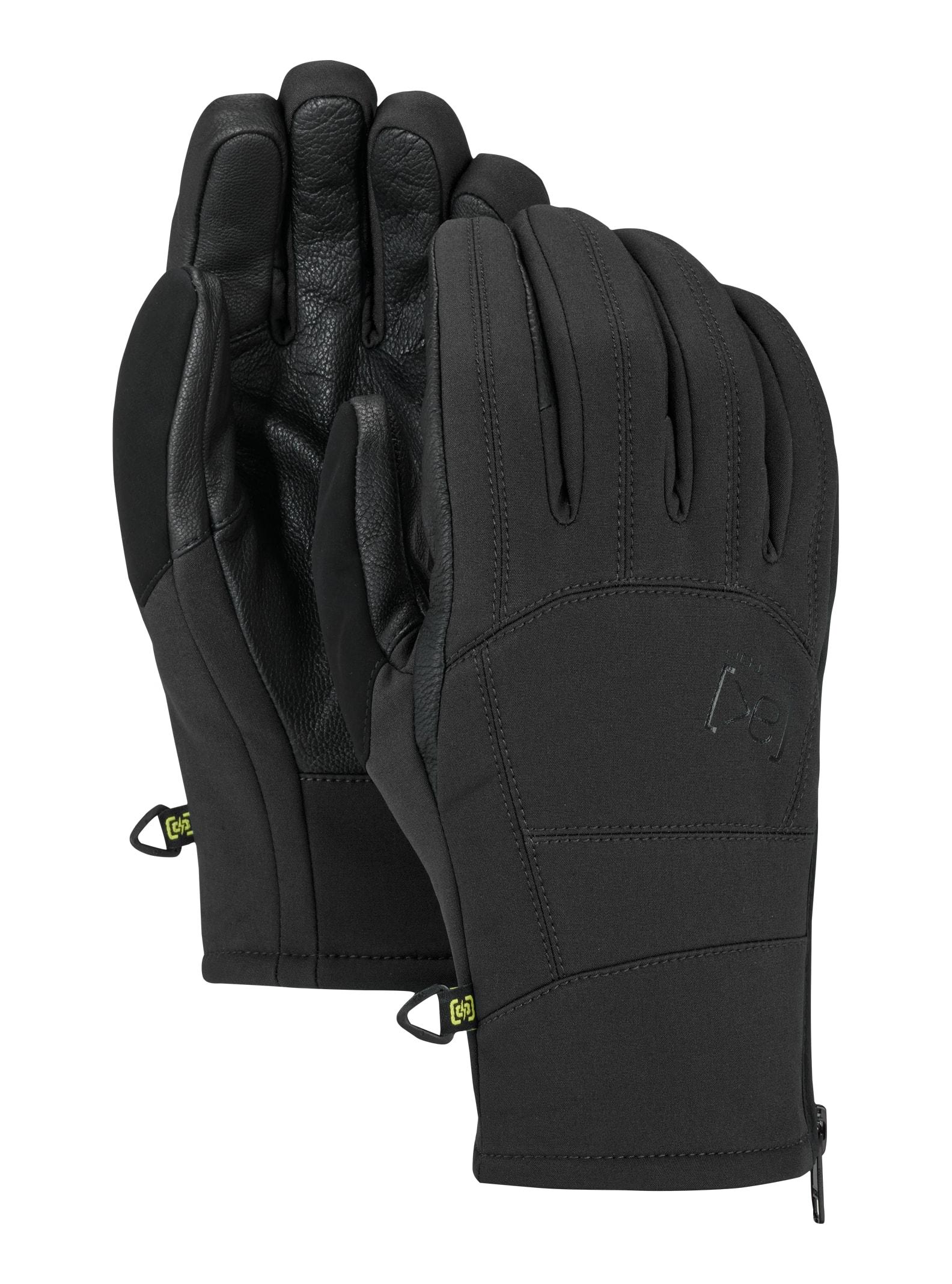 Burton [ak] Tech-handske för herrar, True Black, XL