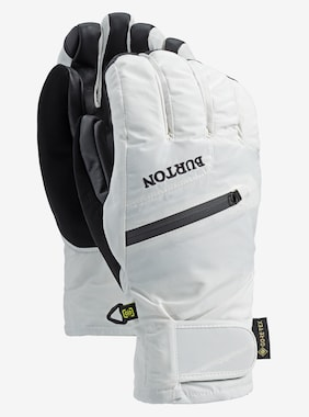 Men's Burton GORE-TEX Under Glove shown in Stout White