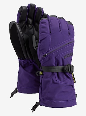 Kids' Burton Vent Glove shown in Parachute Purple