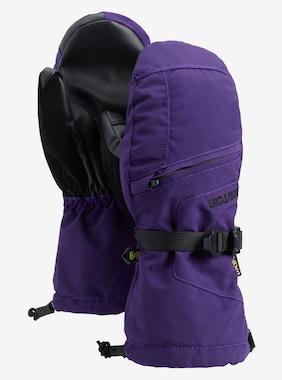 Kids' Burton Vent Mitten shown in Parachute Purple