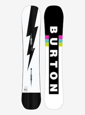Burton – Planche à neige avec cambre Custom pour homme en 170W
