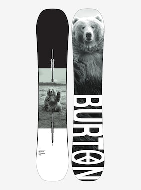 Men's Burton Process Camber Snowboard shown in 152