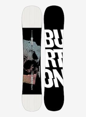 Men's Burton Instigator Flat Top Snowboard shown in 150