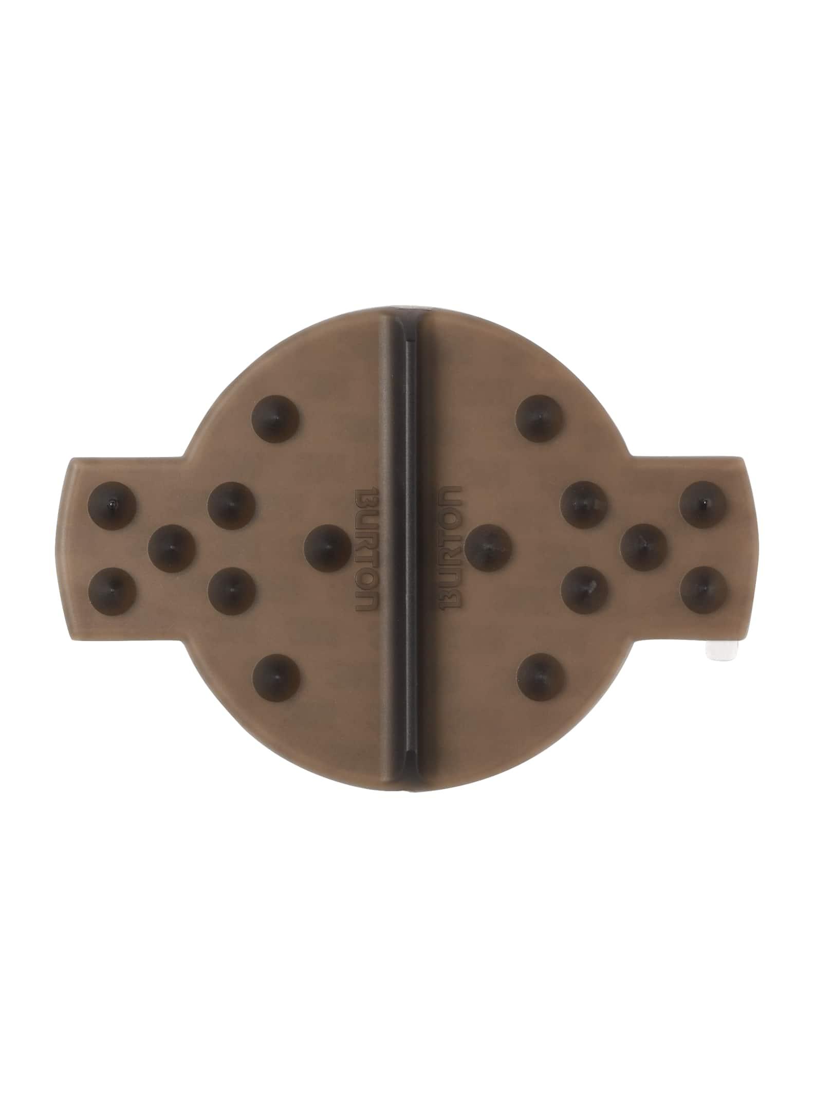 Burton Large Scraper Pad, Translucent Black
