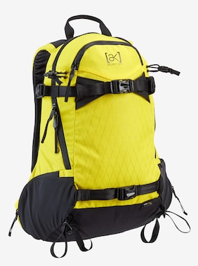 Burton [ak] Sidecountry 20-Liter-Rucksack in Cyber Yellow Triple Ripstop Cordura