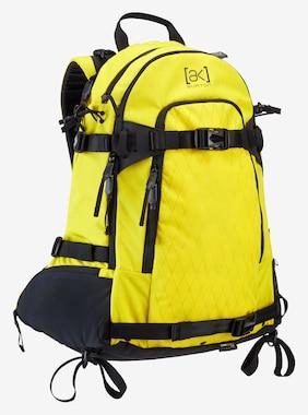 Burton [ak] Taft 28L Backpack shown in Cyber Yellow Triple Ripstop Cordura