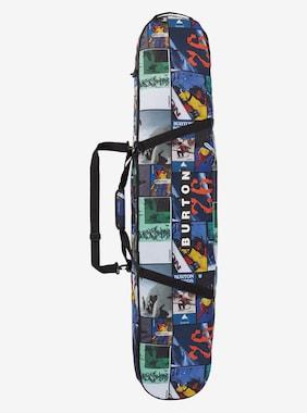 Burton Space Sack Board Bag shown in Catalog Collage Print