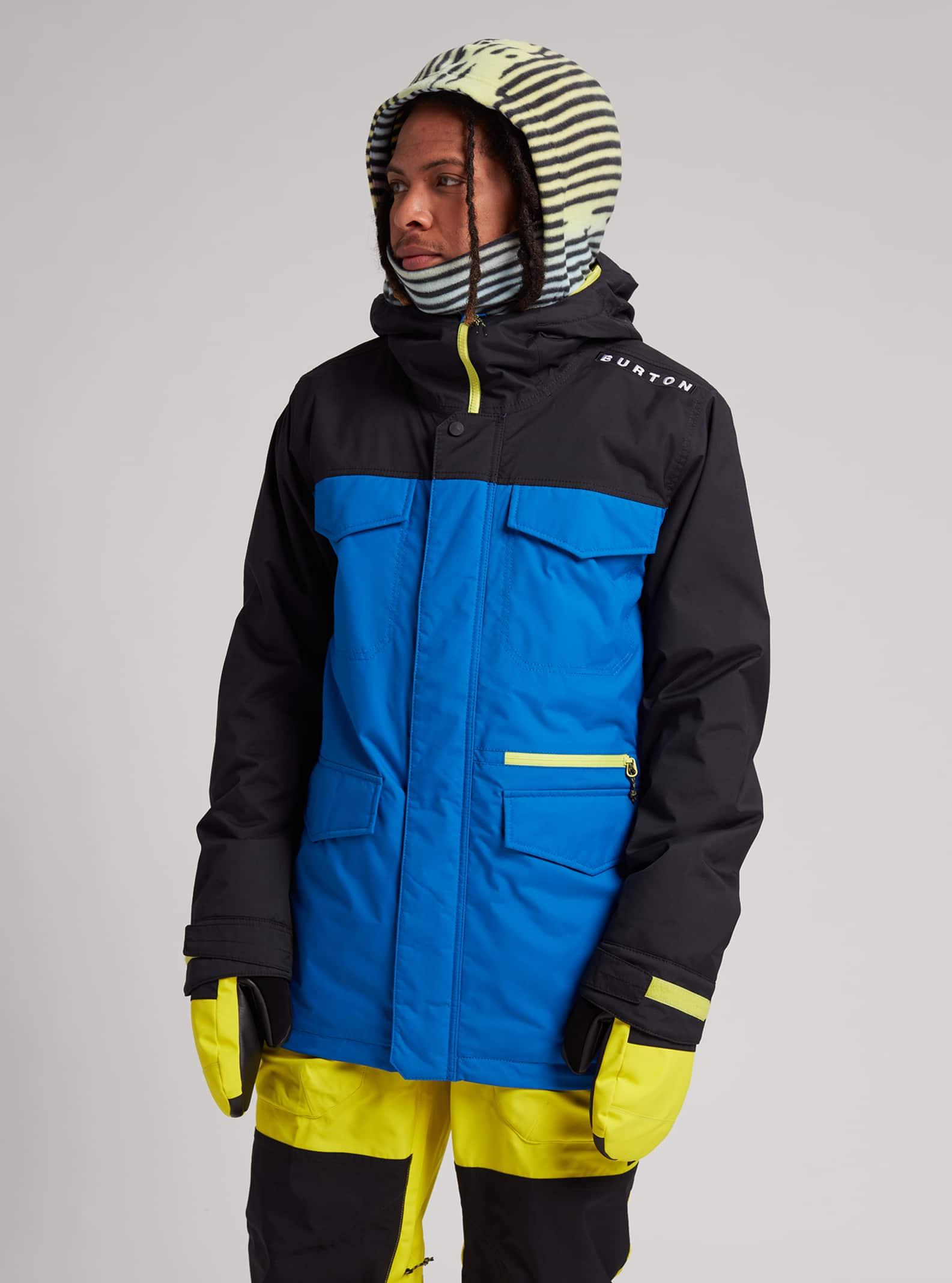 Brand New Mens 2021 Burton Covert Snow Jacket Gradient