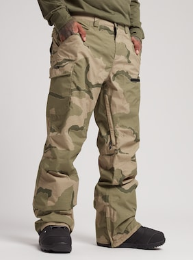 Men's Burton Covert Pant shown in Barren Camo