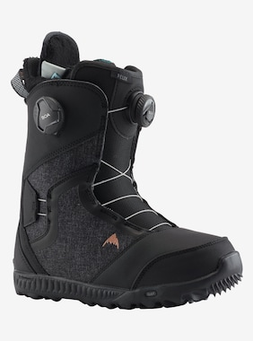 Women's Burton Felix BOA® Snowboard Boot shown in Black