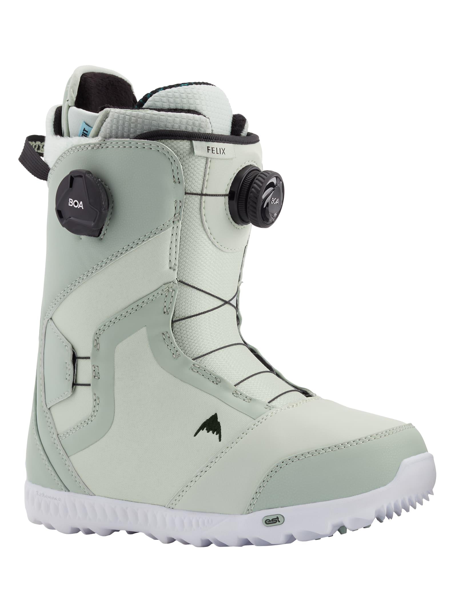 Burton Felix BOA® snowboardboots för damer, 6.5