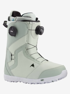 Women's Burton Felix BOA® Snowboard Boot shown in Neo-Mint