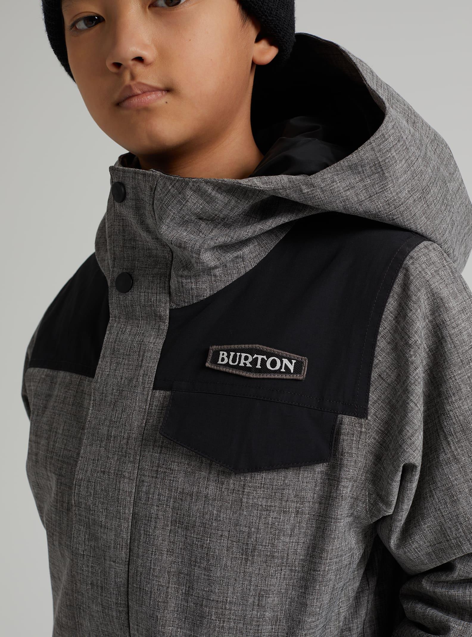 Burton Unisex Kids Dugout Jacket