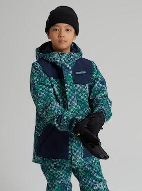 Boys' Burton Dugout Jacket shown in Birds Eye
