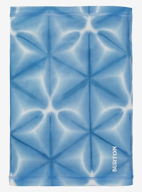 Burton – Cache-col intermédiaire en Blue Dailola Shibori