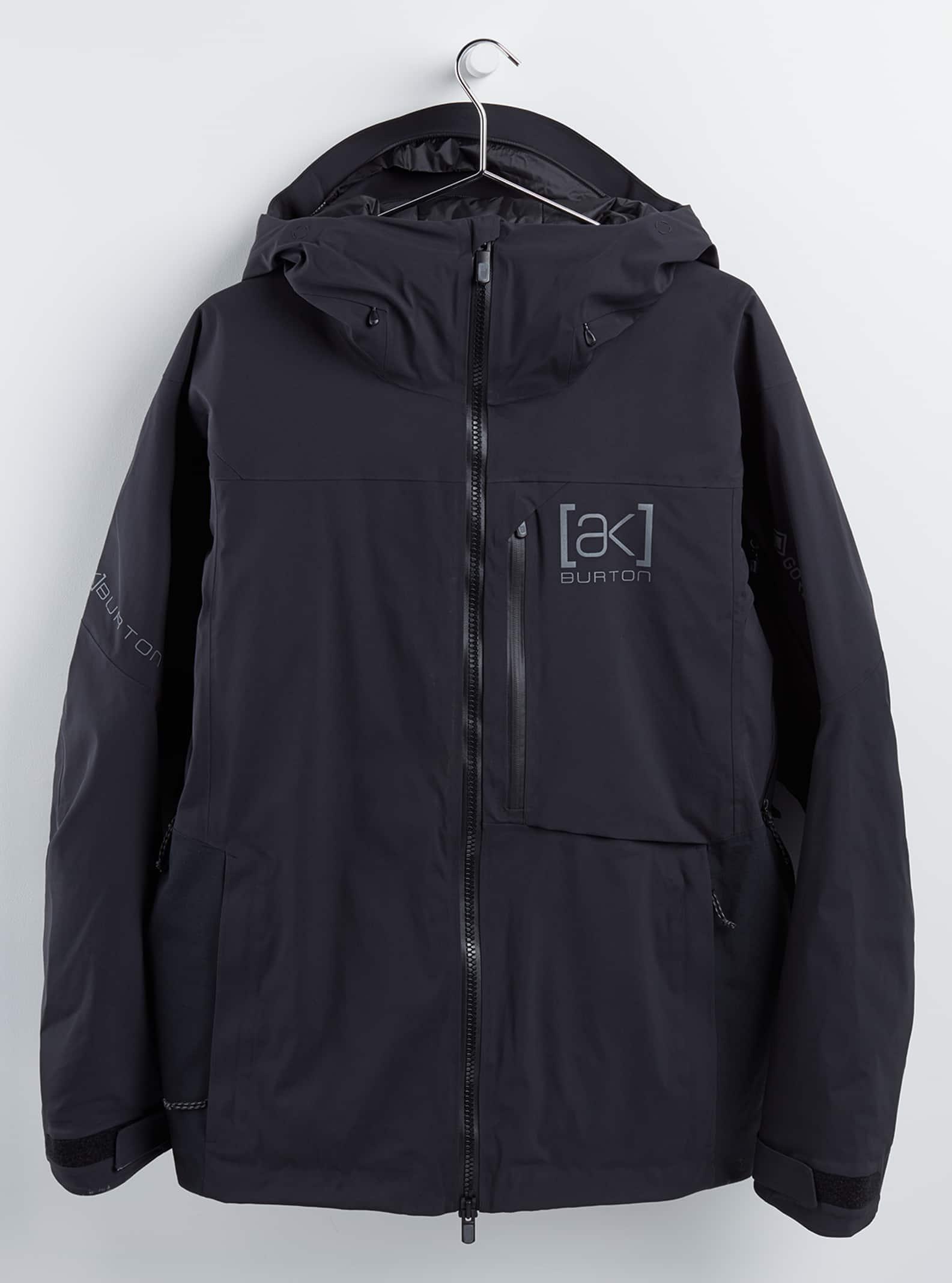 Burton [ak] GORE‑TEX Helitack Stretch-jacka för herrar, True Black, XL