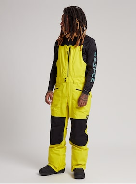 Men's Burton Reserve Bib Pant shown in Limeade