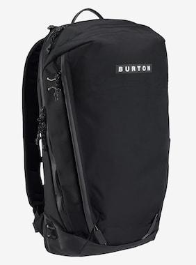 Burton Gorge 20L Backpack shown in True Black Ballistic